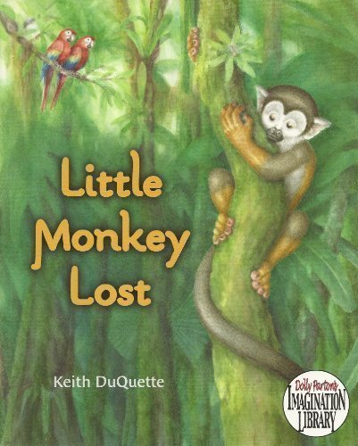Keith Duquette Little Monkey Lost