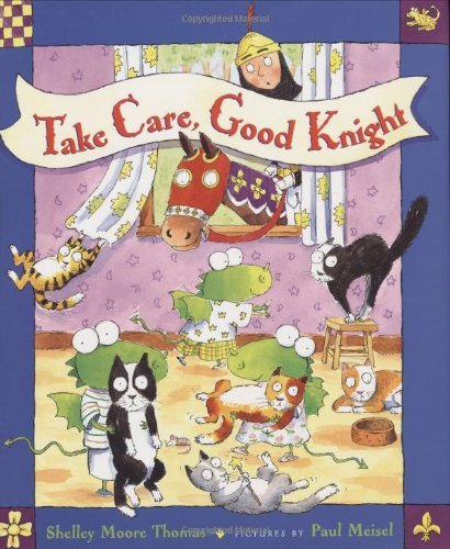 Shelley Moore Thomas Take Care Good Knight