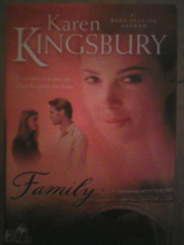 Karen Kingsbury Family Firstborn Series Baxter 2 Book 4