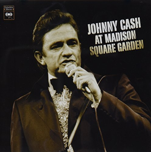 Johny Cash At Madison Square