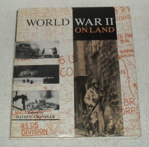 David Chandler Battle On Land World War Ii Series