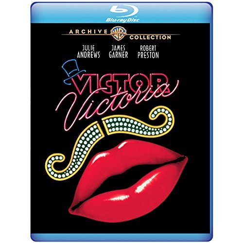 Victor Victoria Victor Victoria Blu Ray Mod This Item Is Made On Demand Could Take 2 3 Weeks For Delivery