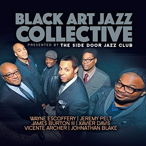 Black Art Jass Collective Presented By The Side Door Jaz