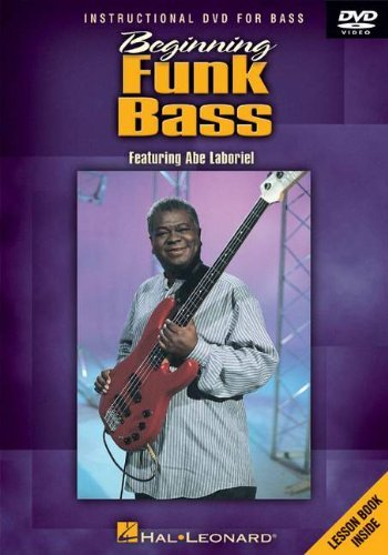 Abe Laboriel Beginning Funk Bass