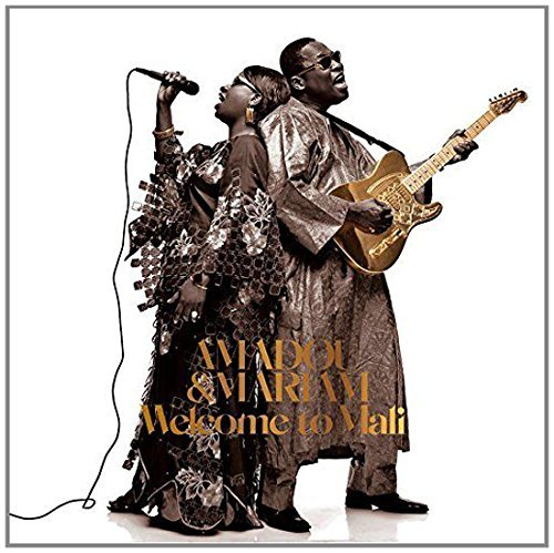 Amadou & Mariam Welcome To Mali Lp CD