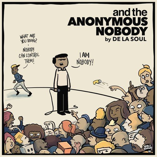 De La Soul And The Anonymous Nobody Explicit Version