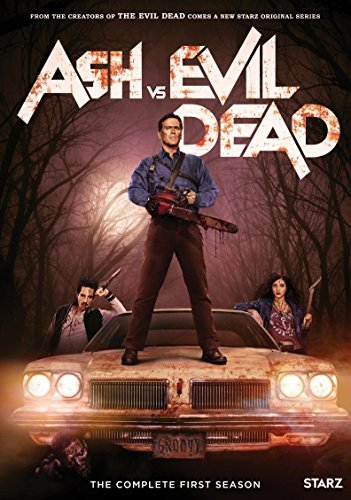 Ash Vs Evil Dead Season 1 DVD