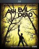 Ash Vs. Evil Dead Season 1 Blu Ray