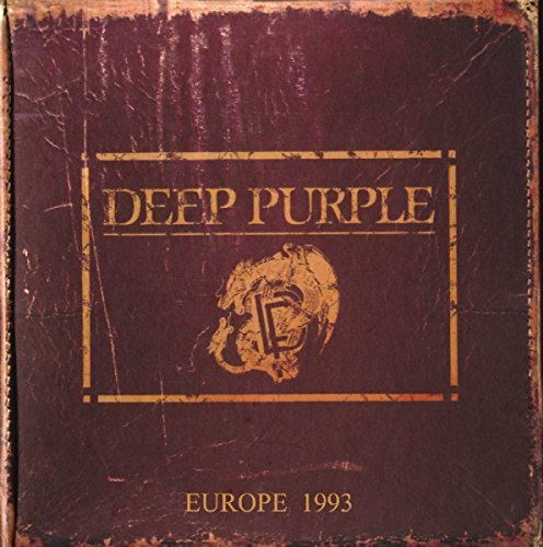 Deep Purple Live In Europe Import Gbr 4 CD