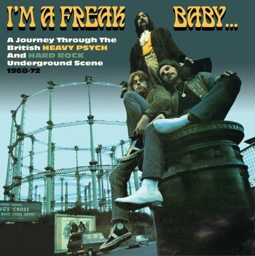 I'm A Freak Baby Journey Thro I'm A Freak Baby Journey Thro Import Gbr