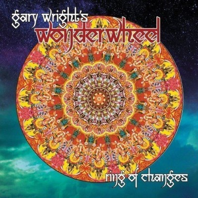 Gary Wright & Wonderwheel Ring Of Changes Import Gbr Expanded Ed. Remastered