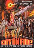 City On Fire Newman Fonda DVD R