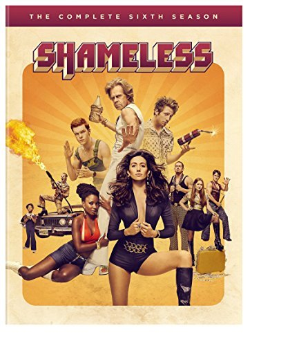 Shameless Season 6 DVD
