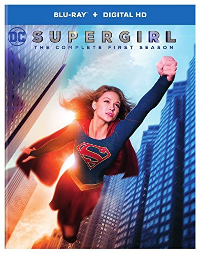 Supergirl Season 1 Blu Ray
