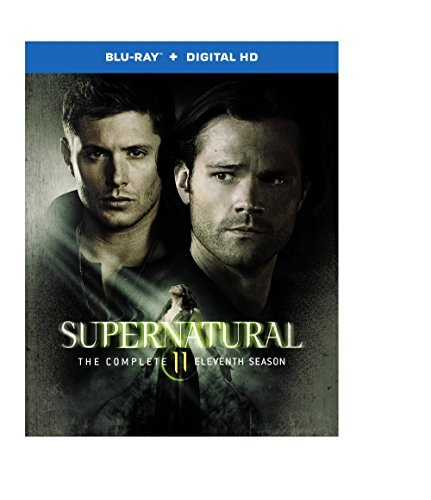 Supernatural Season 11 Blu Ray