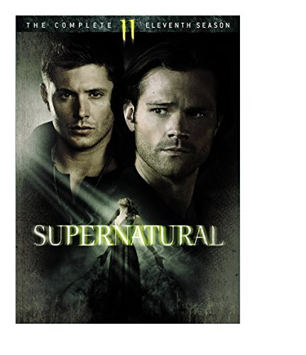 Supernatural Season 11 DVD