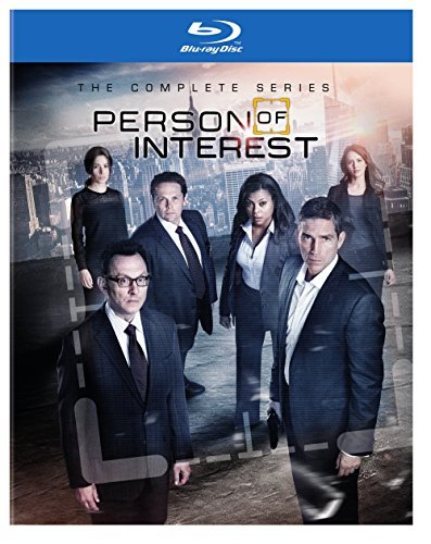 Person Of Interest Seasons 1 5 Blu Ray