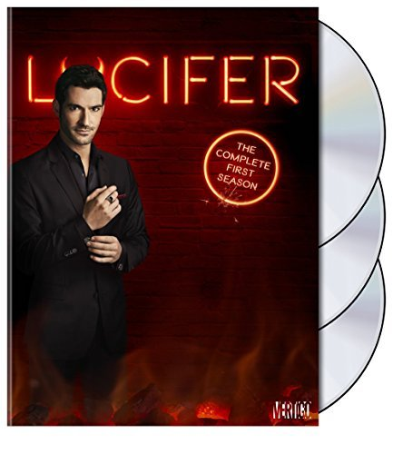Lucifer Season 1 DVD