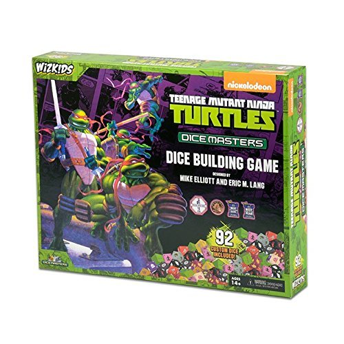 Dice Masters Tmnt Dice Masters Dice Building Game Box Set