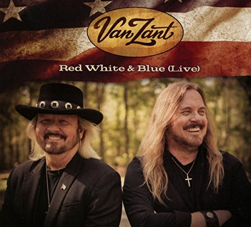 Van Zant Red White & Blue (live)