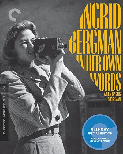 Ingrid Bergman In Her Own Words Ingrid Bergman In Her Own Words Blu Ray Nr Criterion