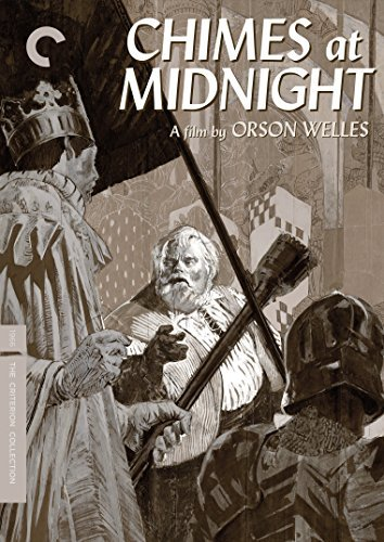 Chimes At Midnight Welles Moreau DVD Criterion