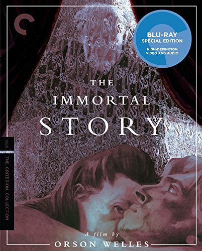 Immortal Story Welles Moreau Blu Ray Criterion