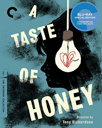 A Taste Of Honey Tushingham Melvin Blu Ray Criterion