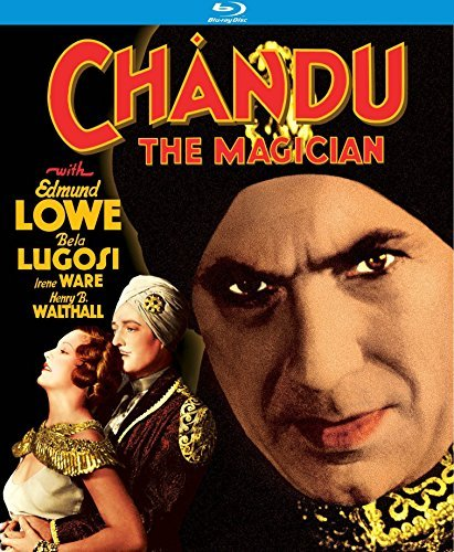 Chandu The Magician Legosi Lowe Blu Ray Nr