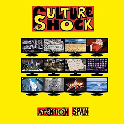 Culture Shock Attention Span