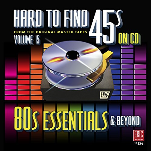 Hard To Find 45's On CD Volume 15