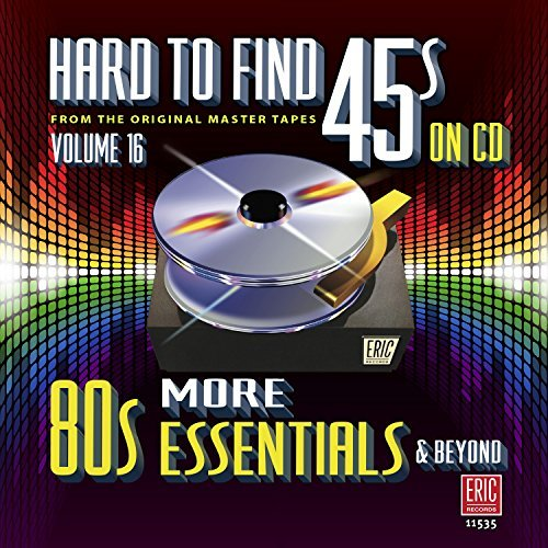 Hard To Find 45s On CD Volume 16