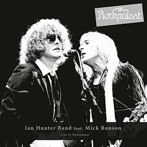 Ian Hunter Band Live At Rockpalast