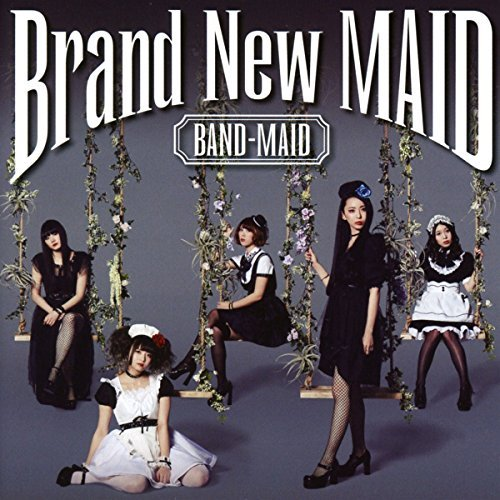 Band Maid Brand New Maid Import Gbr