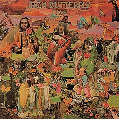 Iron Butterfly Iron Butterfly Live