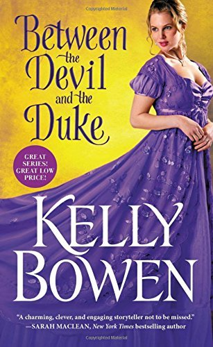 Kelly Bowen Between The Devil And The Duke