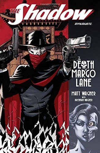 Matt Wagner The Shadow The Death Of Margo Lane