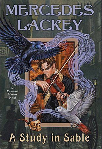 Mercedes Lackey A Study In Sable