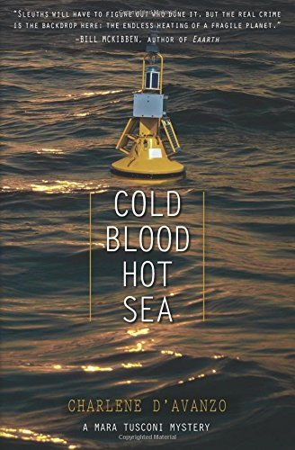 Charlene D'avanzo Cold Blood Hot Sea