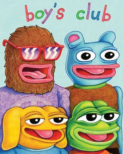 Matt Furie Boy's Club