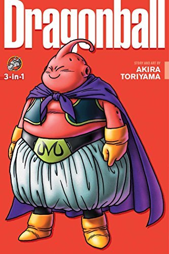 Akira Toriyama Dragon Ball (3 In 1 Edition) Volume 13 Includes Vols. 37 38 & 39