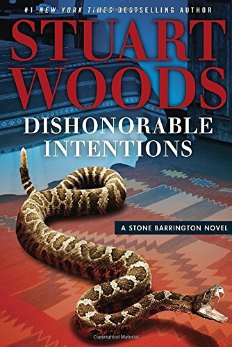 Stuart Woods Dishonorable Intentions