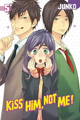 Junko Kiss Him Not Me Volume 5