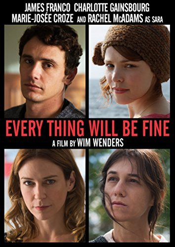 Every Thing Will Be Fine Franco Mcadams Gainsbourg DVD Nr