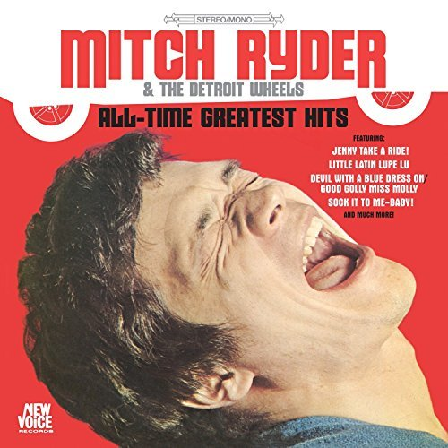 Mitch Ryder All Time Greatest Hits