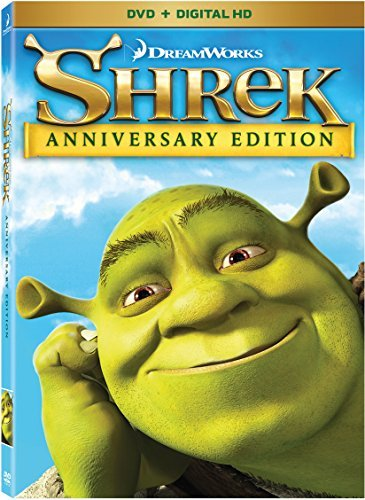 Shrek Shrek DVD 15th Anniversary Edition
