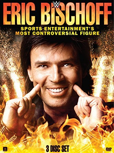 Wwe Eric Bischoff Sports Entertainment's Most Controversial Figure DVD