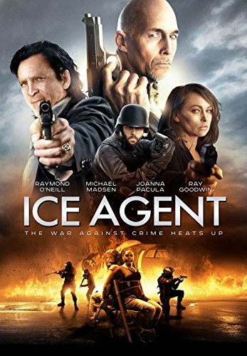 Ice Agent Madsen Pacula DVD Nr