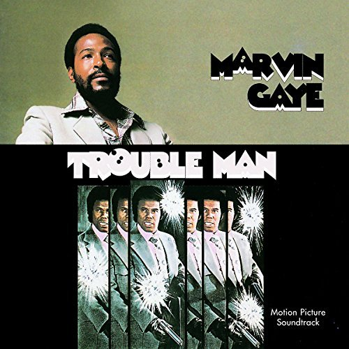 Marvin Gaye Trouble Man (lp)