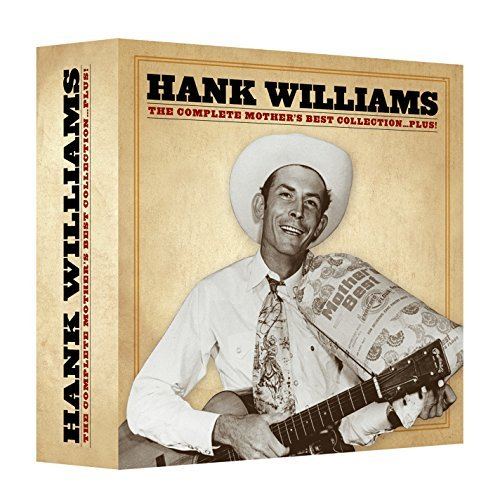Hank Williams Hank Williams Mother's Best Plus Collection 15cd 1dvd